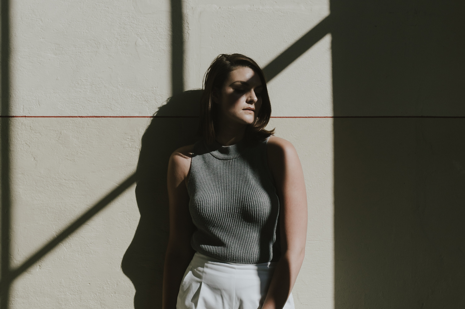 Light and Shadow Editorial Jenny Wu Photography