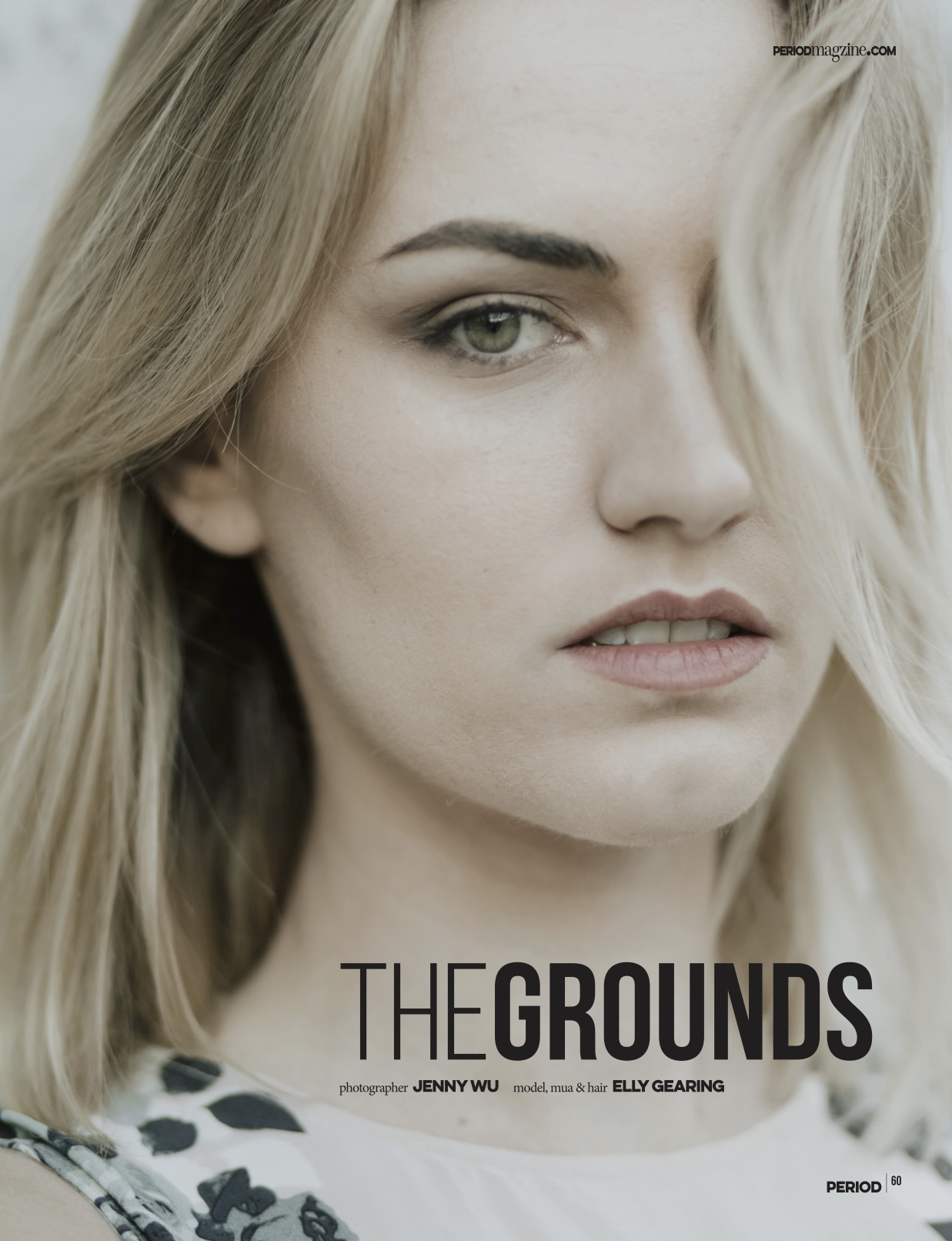 The Grounds Editorial Published in Period Magazine shot by Jenny Wu in Alexandria