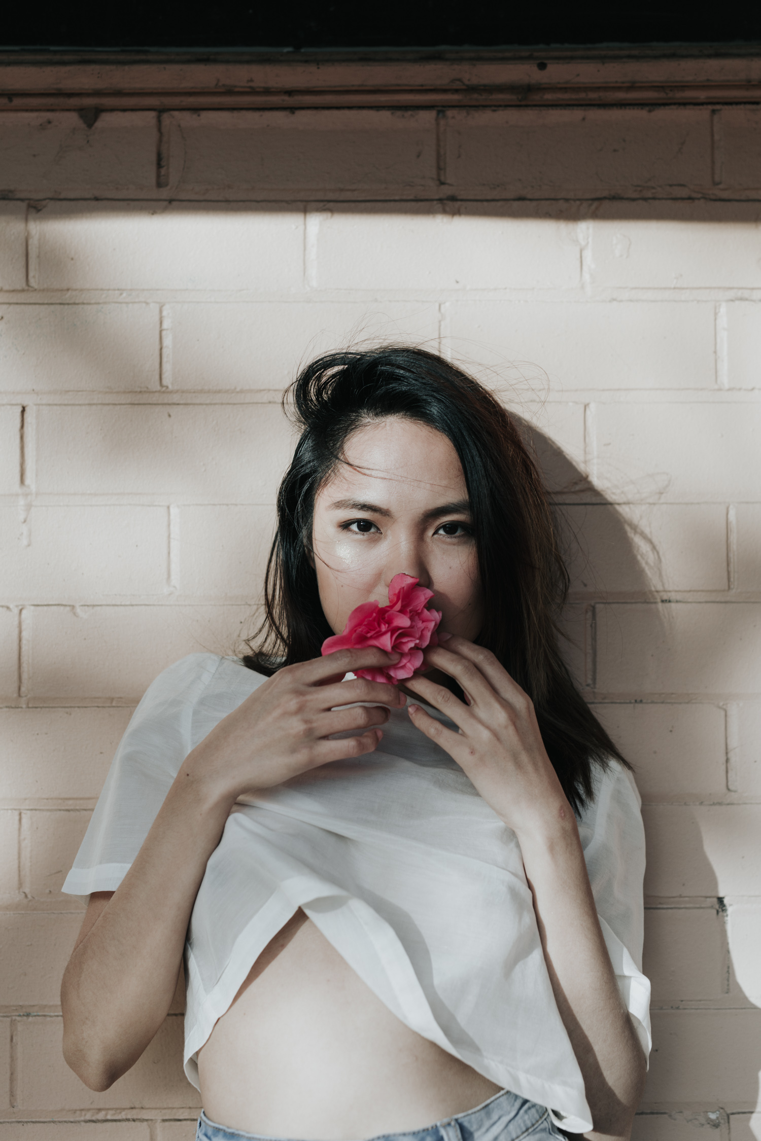 Bonbon- an editorial shot by Jenny Wu