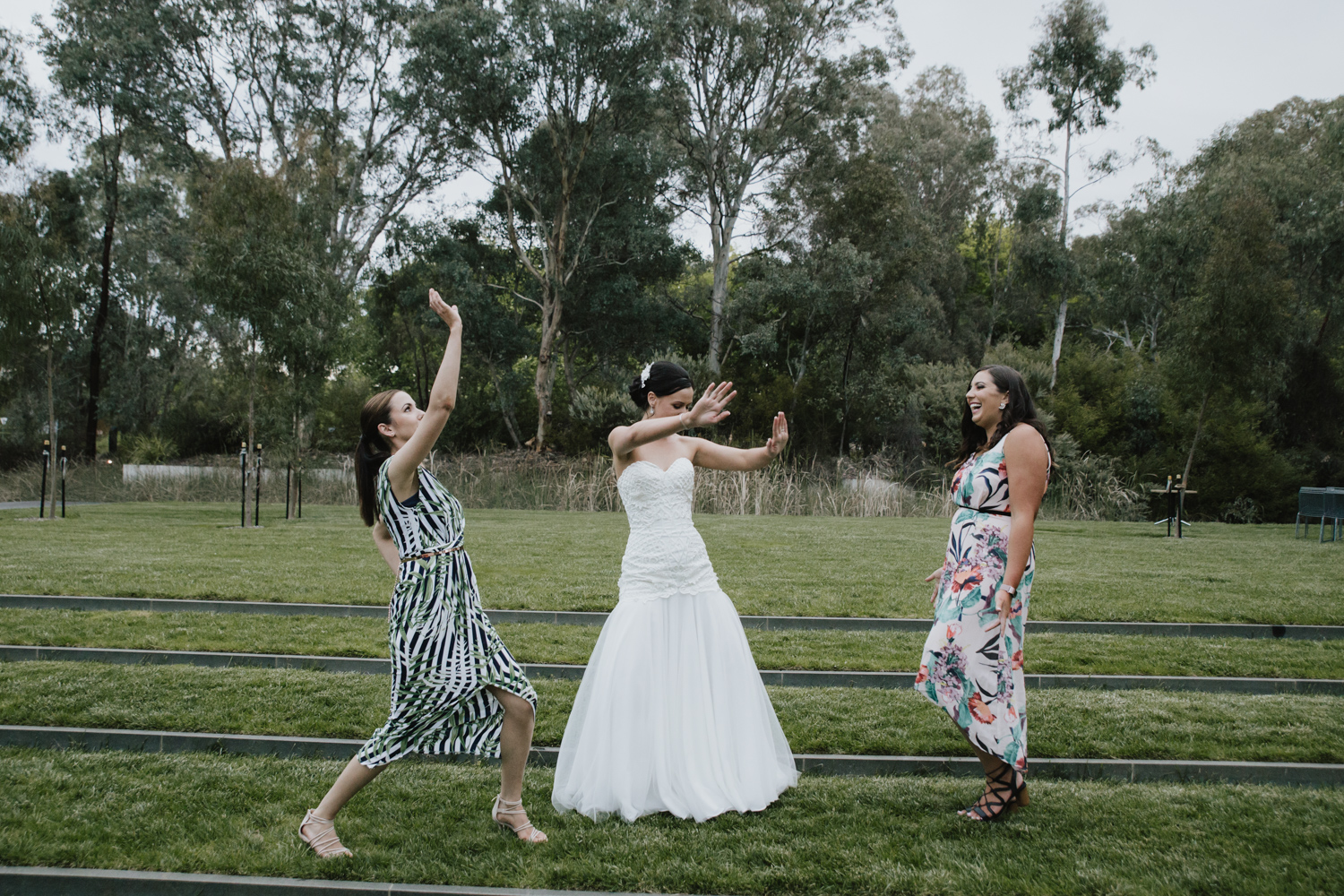 National Gallery of Australia wedding Canberra, photography by Jenny Wu Straight No Chaser