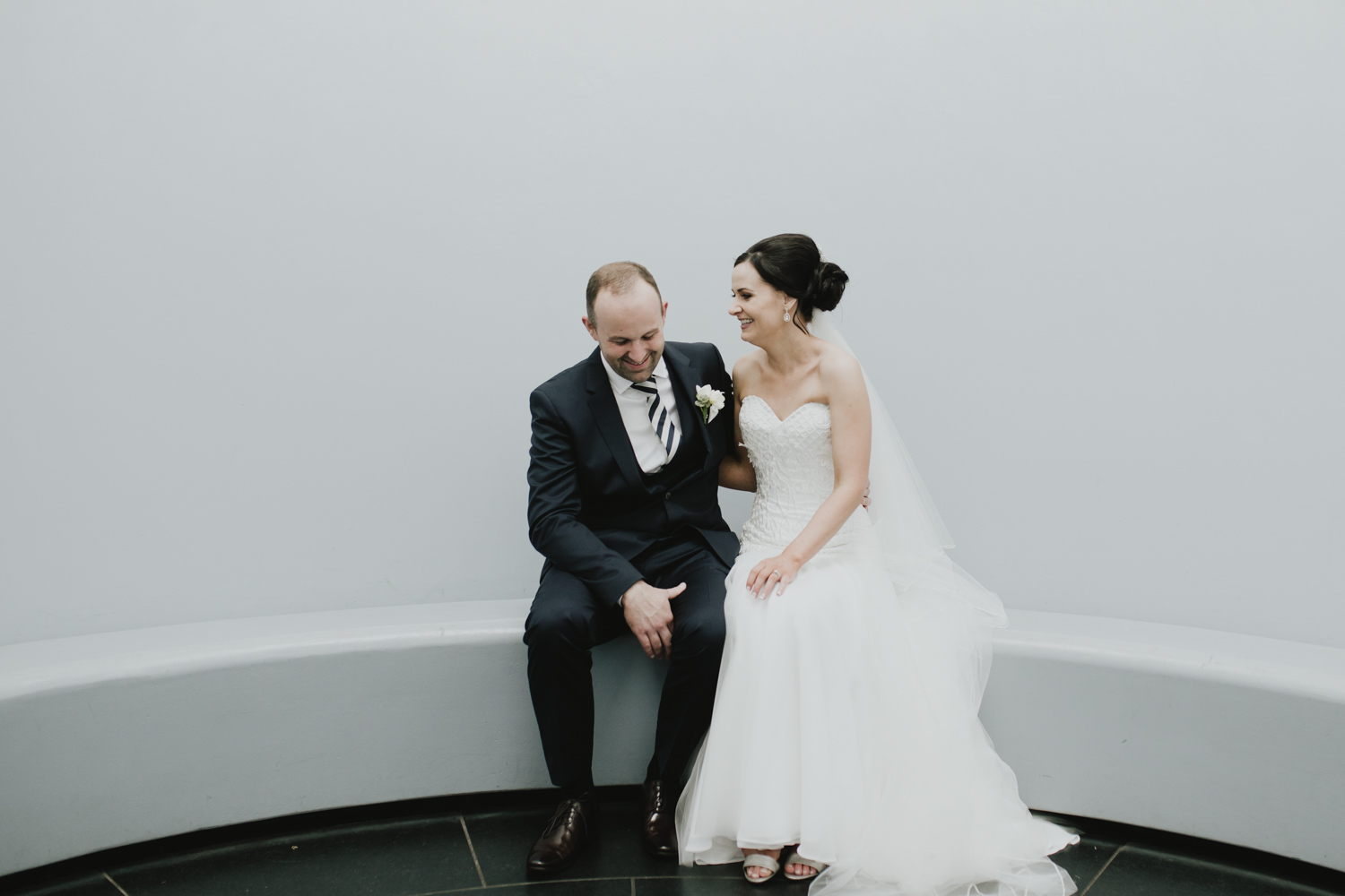 Skyspace NGA Wedding Portraits Canberra Photography by Jenny Wu Straight No Chaser