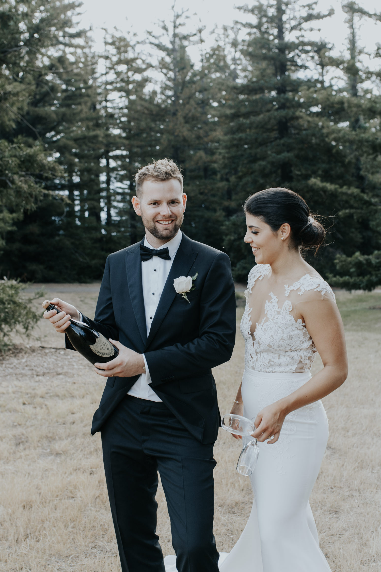 Fitters' Workshop Wedding Canberra - Piallago Forest Portraits by Jenny Wu Straight No Chaser Photography