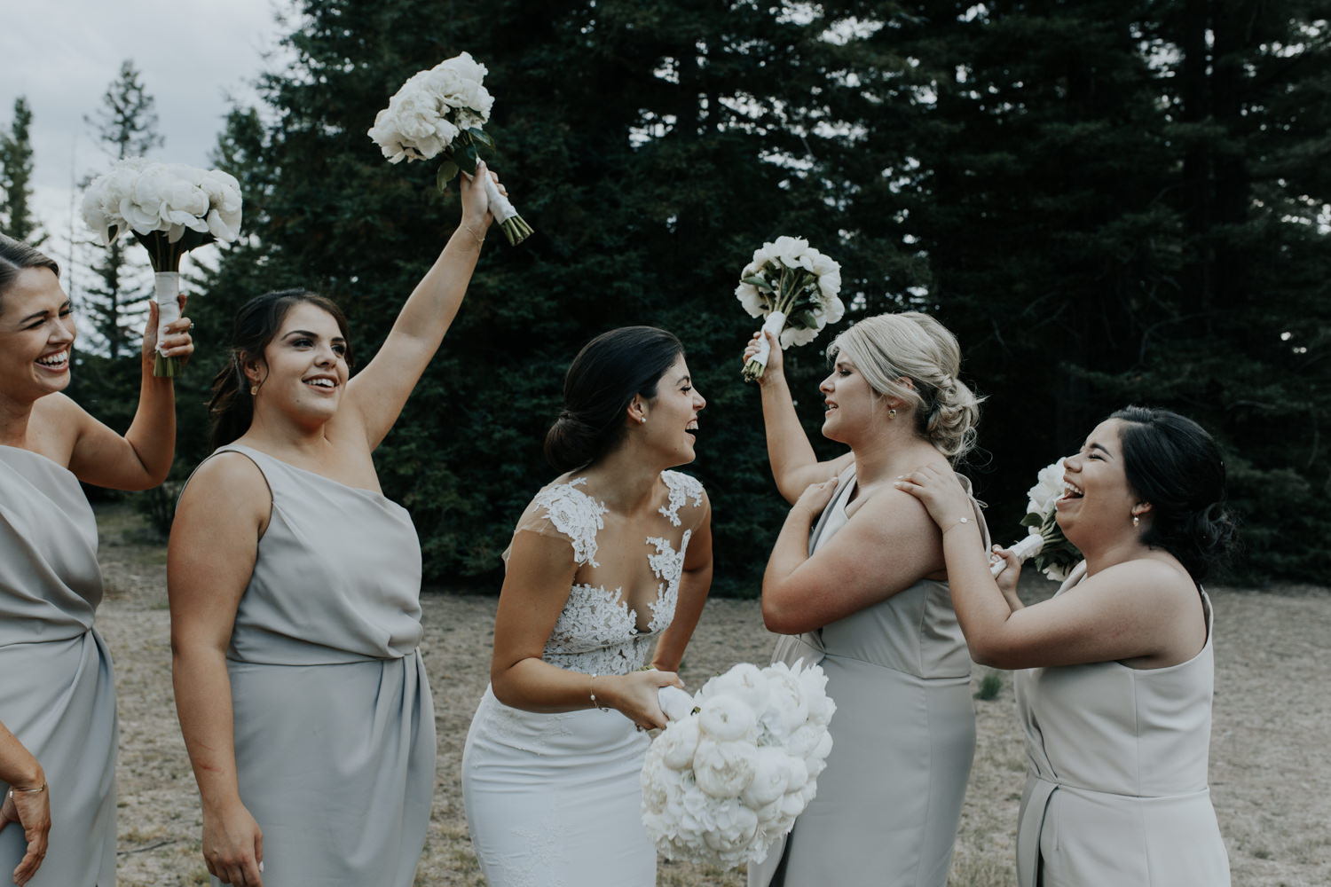Fitters' Workshop Wedding Canberra - Piallago Forest Portraits / Capital Flowers Canberra/ by Jenny Wu Straight No Chaser Photography