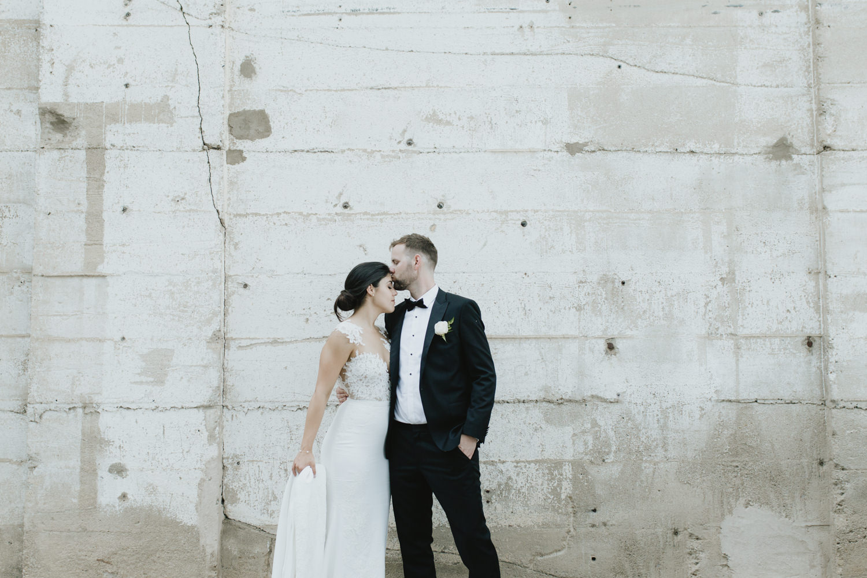 Sandra & Daniel: Fitters' Workshop Wedding Canberra - Photography by Jenny Wu