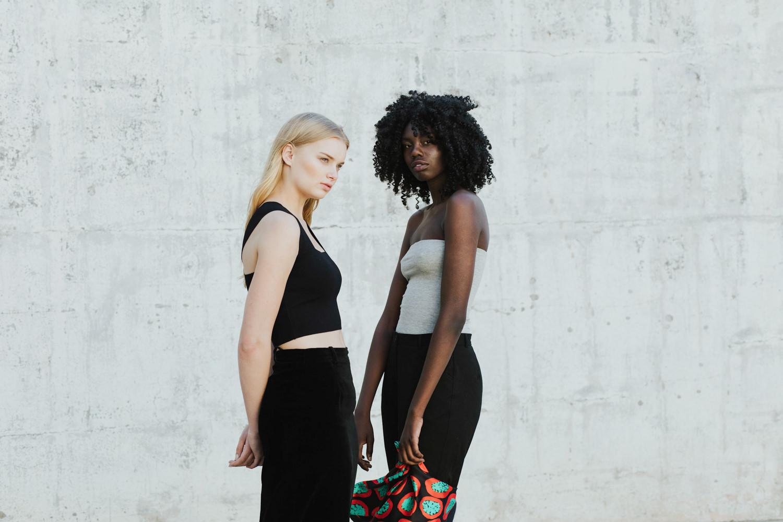 Art + Fashion: photography by Jenny Wu / Stromlo Observatory Canberra