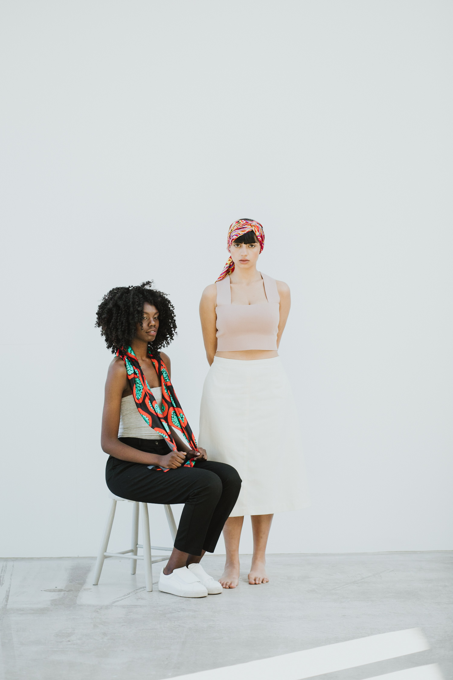 Art + Fashion: photography by Jenny Wu at Nishi Gallery New Acton