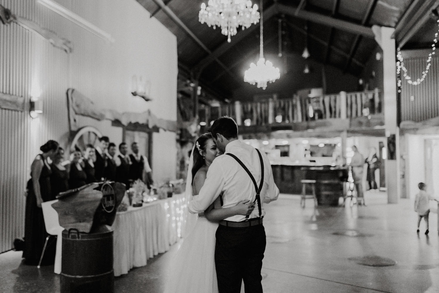 Carly and Michael - Oaklands Barn South Coast Wedding Jenny Wu Straight No Chaser PHotography