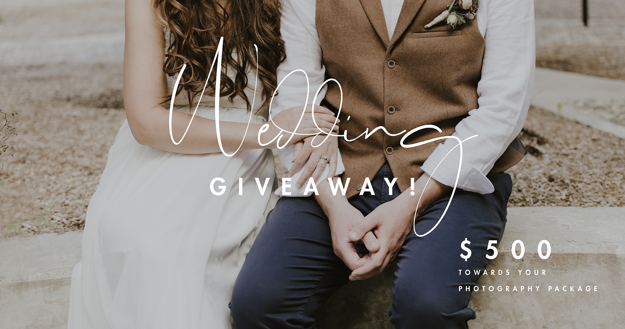 Wedding Photography Giveaway- Jenny Wu Canberra Wedding Photographer