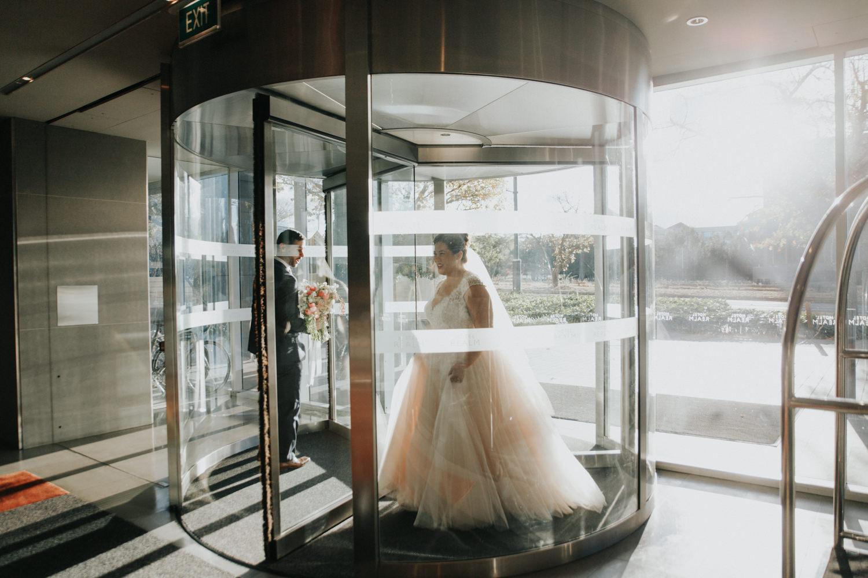 Bridal Party Portraits Boathouse Wedding - Photography Jenny Wu straight No Chaser Photography