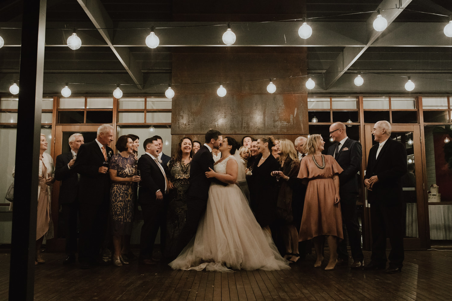 The Boathouse Wedding Reception Canberra - Photography Jenny Wu Straight No Chaser