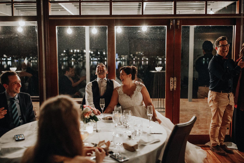 Boathouse Canberra Wedding Reception Jenny Wu Photography