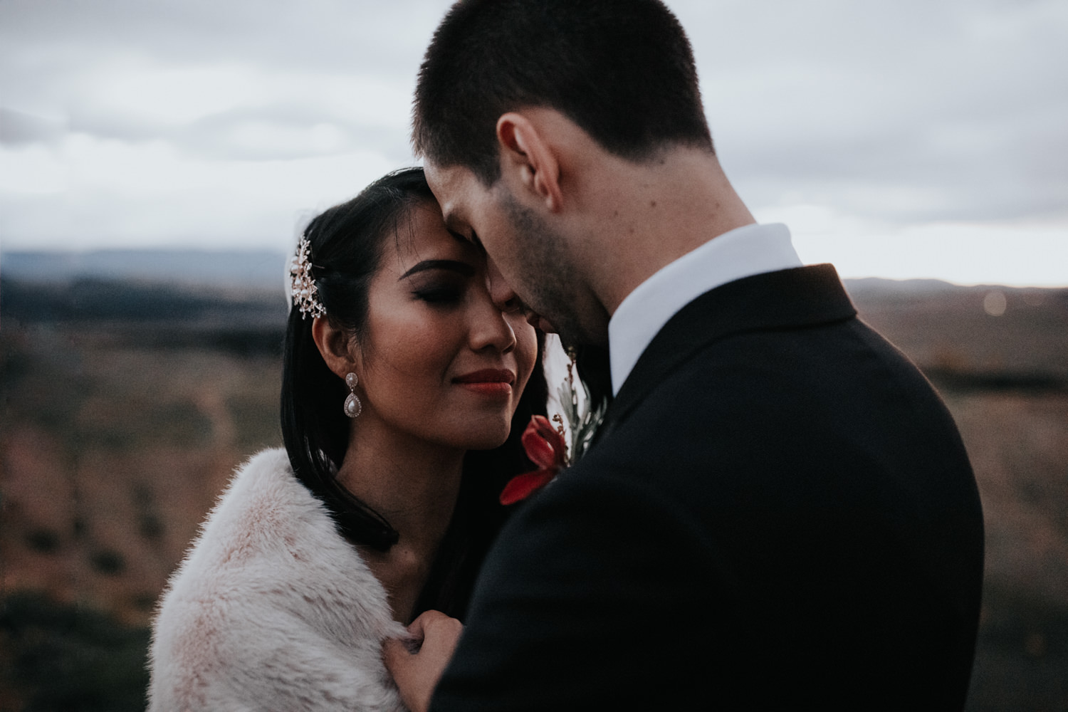 Moet & Damien - Gatsby Inspired Wedding at the National Arboretum