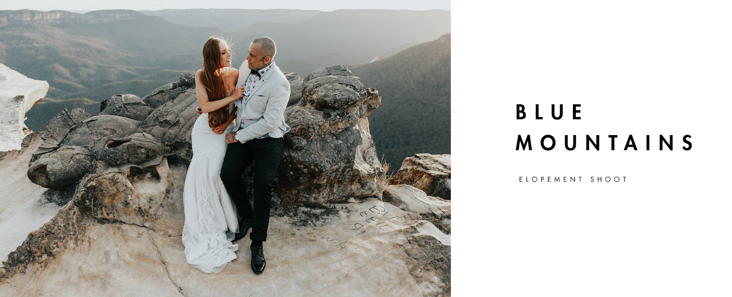 Blue Mountains Elopement Jenny Wu Photography