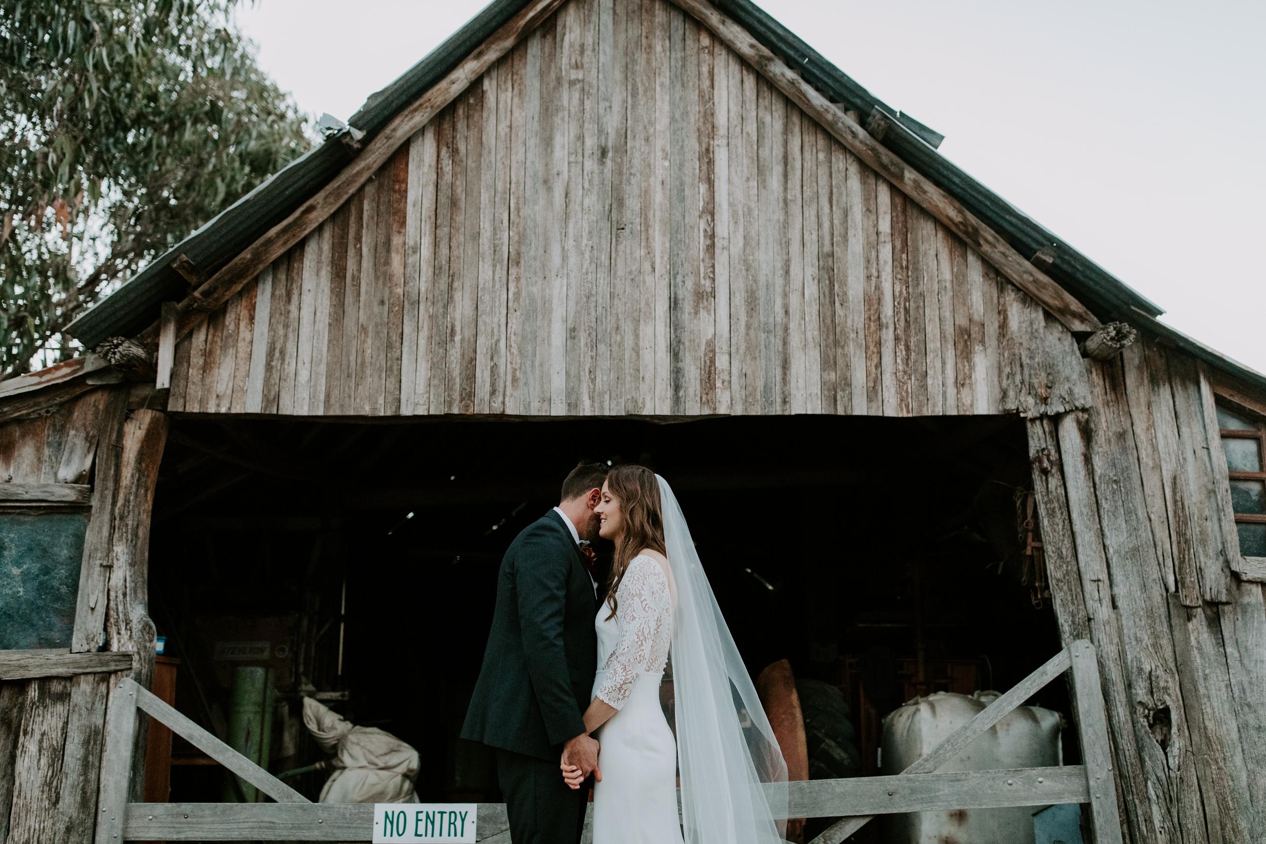 Eliza and Jozo // Poacher's Pantry Autumnal Wedding