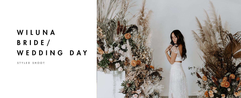 Wiluna Bride Boho Wedding Inspiration Styled Shoot Jenny Wu Canberra Sydney Wedding Photographer