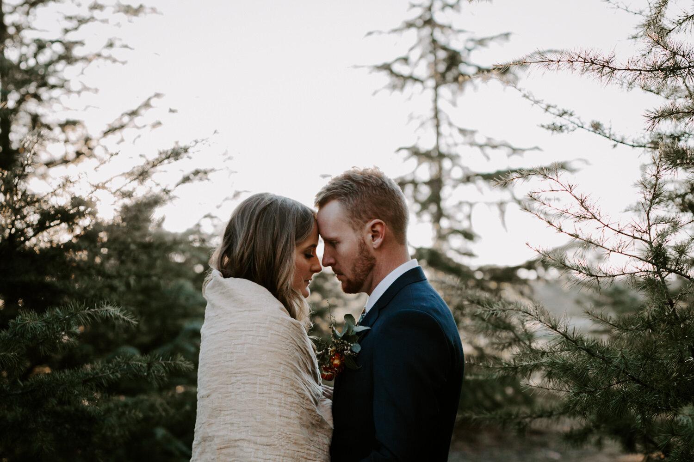 Cork Forest Arboretum Wedding // Jenny Wu Photography