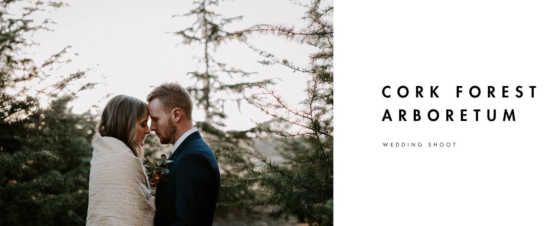 Cork oaks wedding Canberra Arboretum Jenny Wu Photography