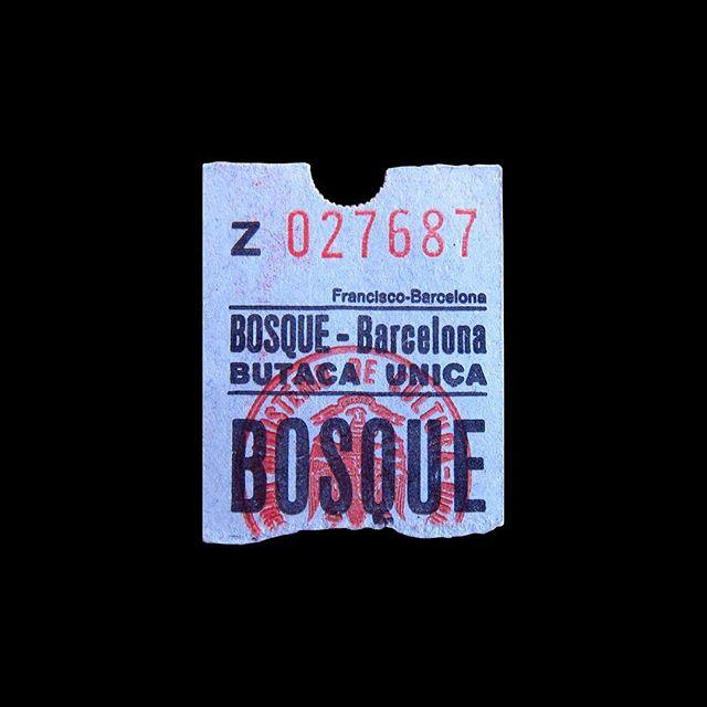 — 🎟 Bosque 📍 Barcelona, Spain 🎥 — 🗓 ~1970s