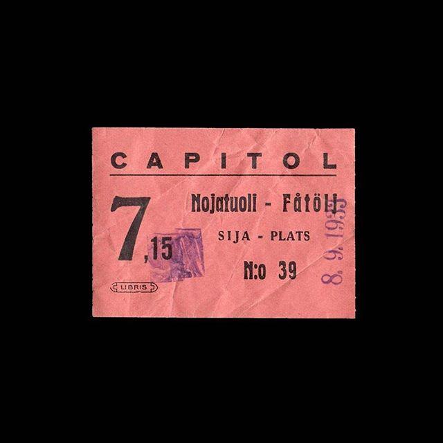 — 🎟 Capitol 📍 Finland 🎥 — 🗓 1933