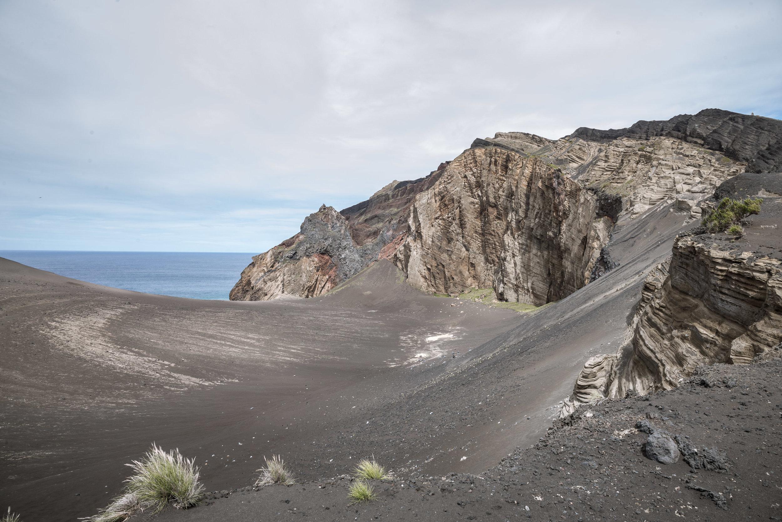 Vulcão dos Capelinhos II