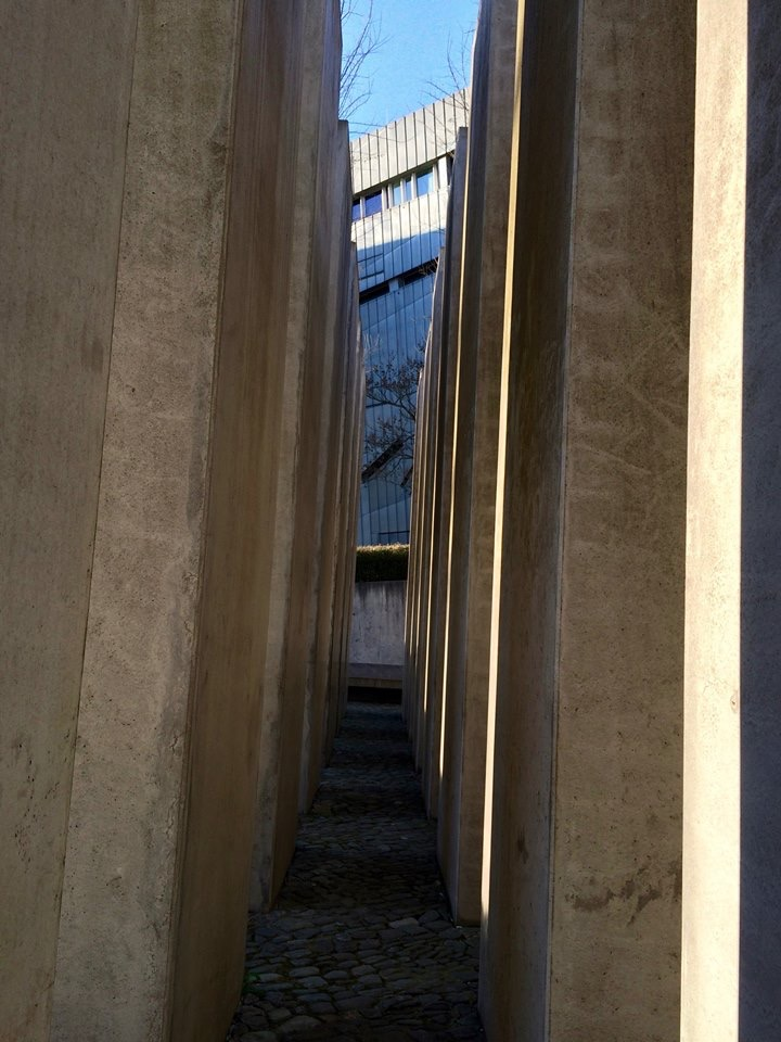 The Garden of Exile, The Jewish Museum