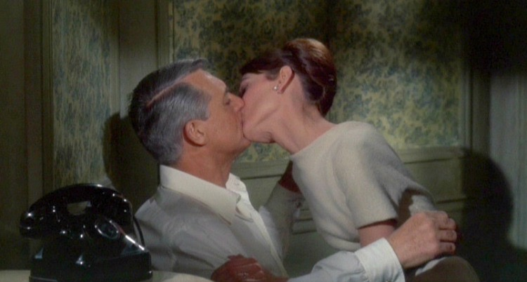 Oh she    ' s keen                          Film Still from  Charade  (Stanley Donen, USA, 1963)