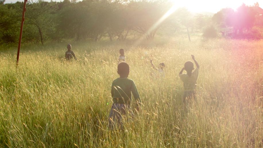 Mary Hill Brooks,  Tanzania.