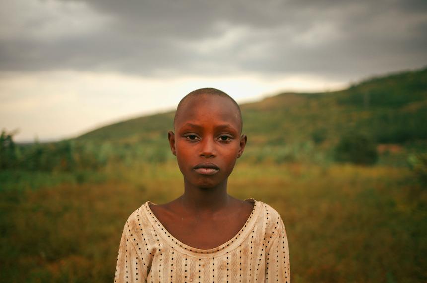 Emma Rebein, Rwanda