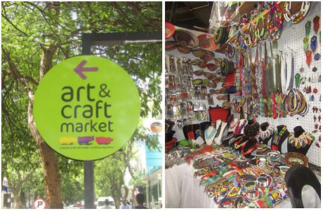 Rosebank Arts and Craft Marker