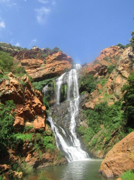 Witpoortjie Waterfall