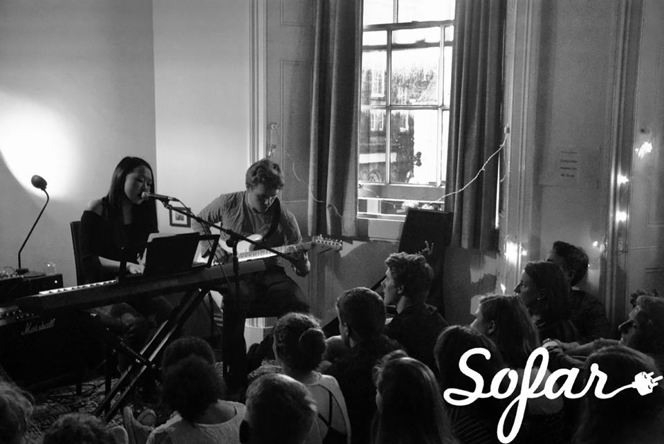 Photo by Sofar Sounds St Andrews