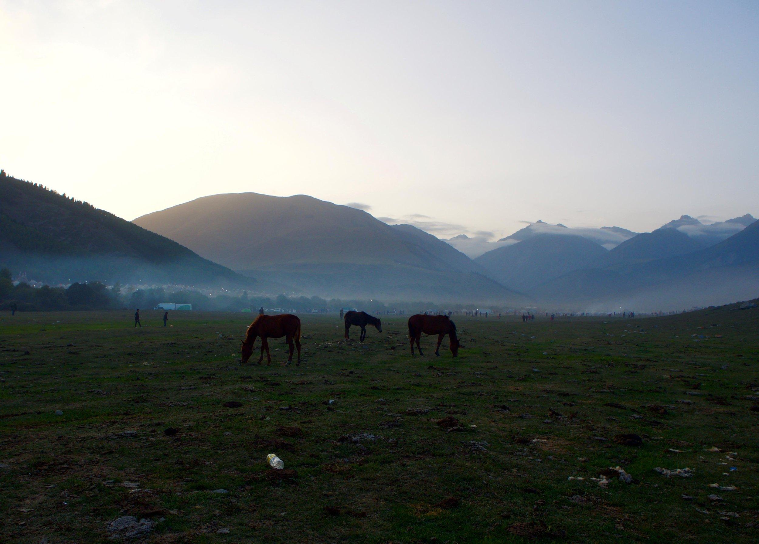 Up in Kyrchyn Gorge  Photo by: Emilie Adriaen-Gourraud