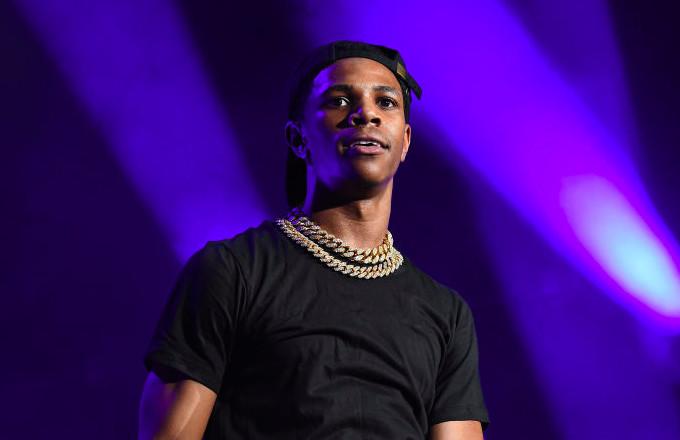 American rapper, A Boogie