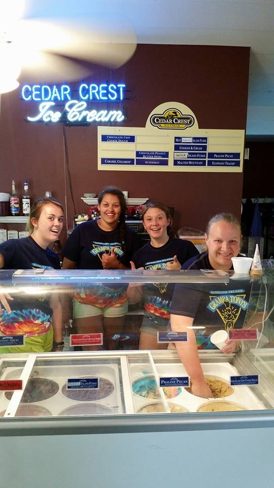 Our cheerful staff is here to help!