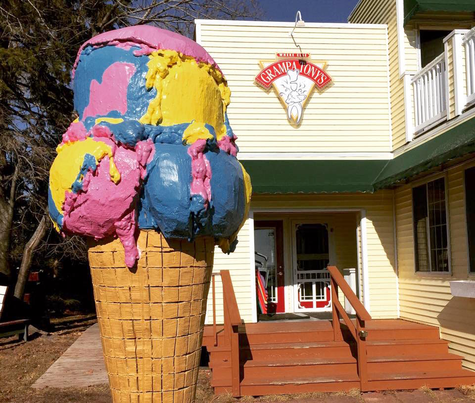 Stop in for the BEST Ice Cream EVER!