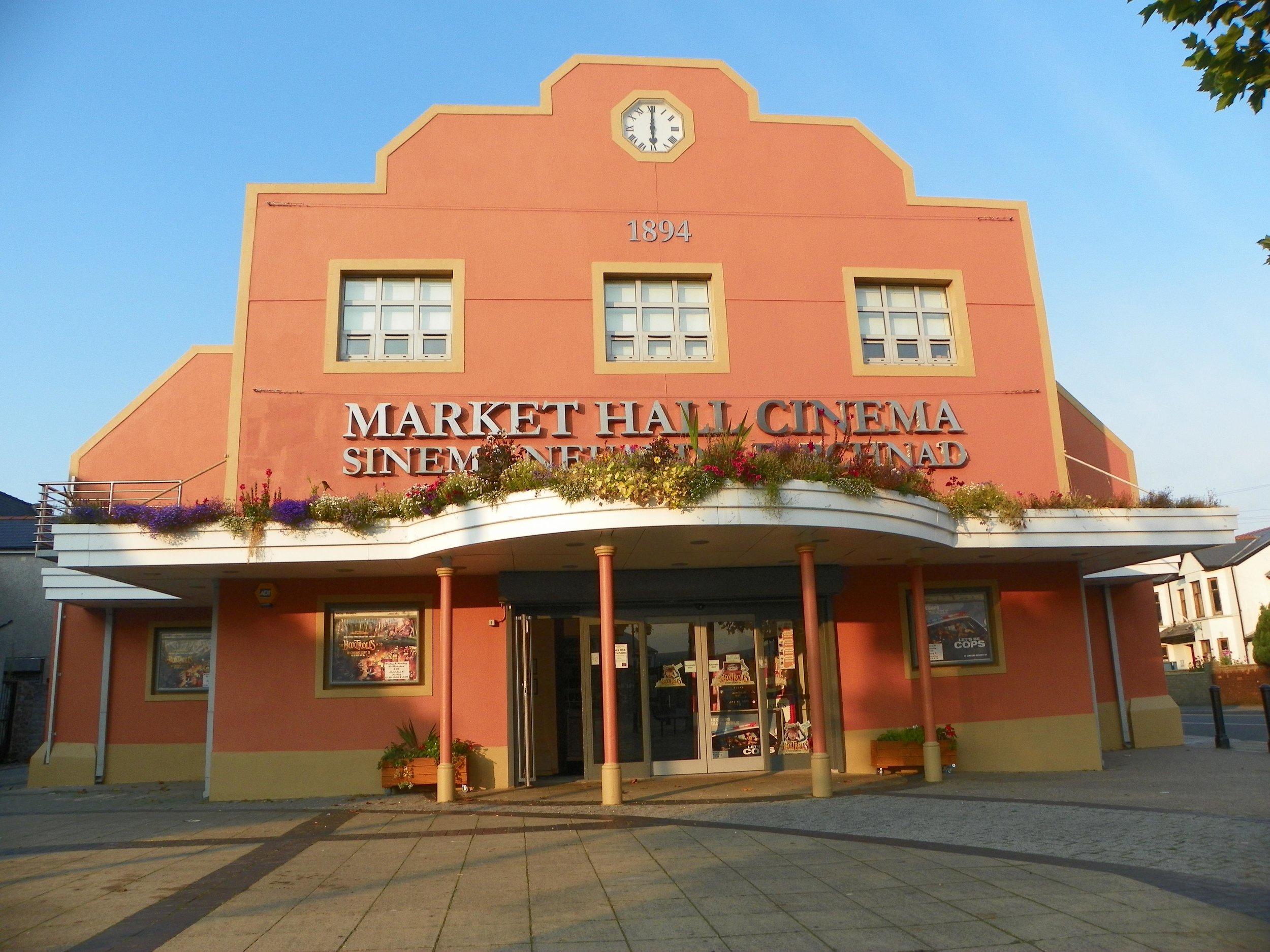 Market Hall Cinema - 01495 310576Market Square, Brynmawr,NP23 4AJ
