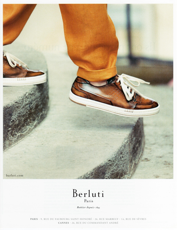 Berluti - Summer/Spring 15
