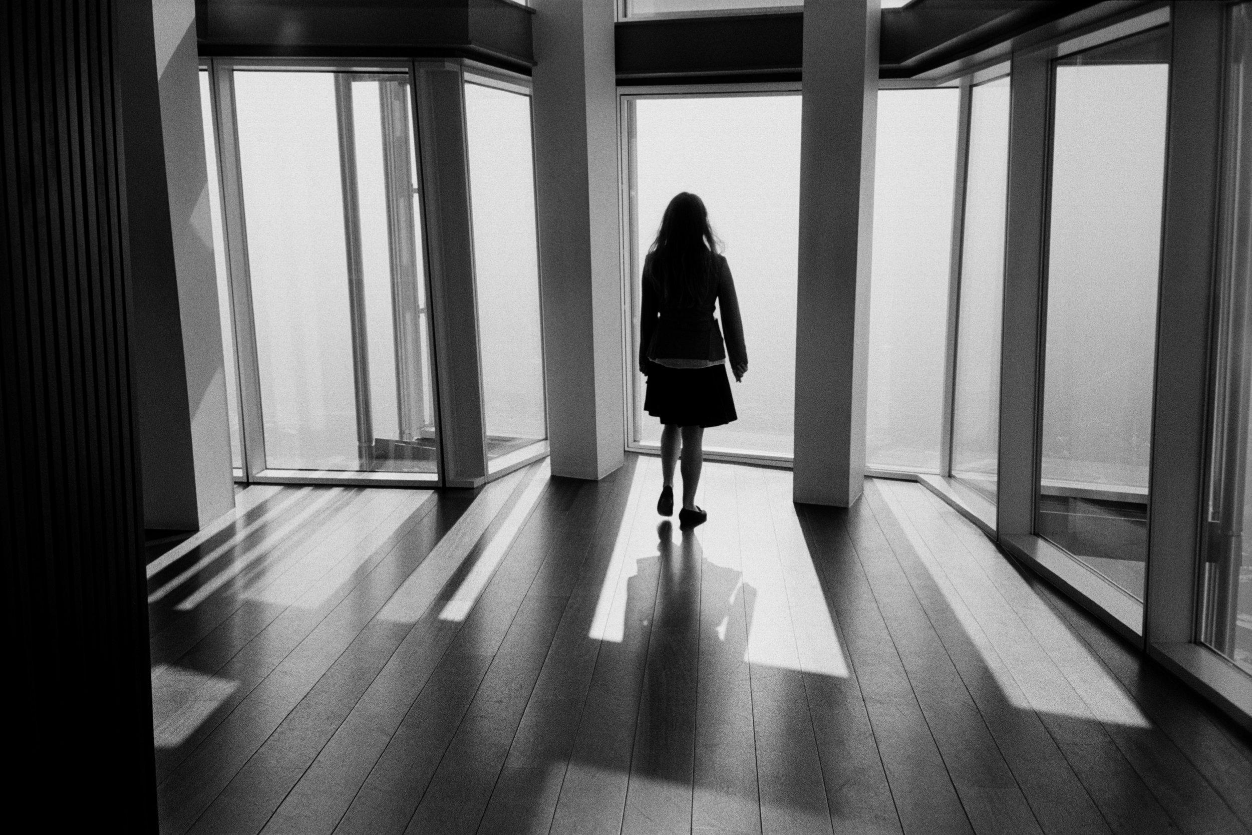 Girl In Window - 2012