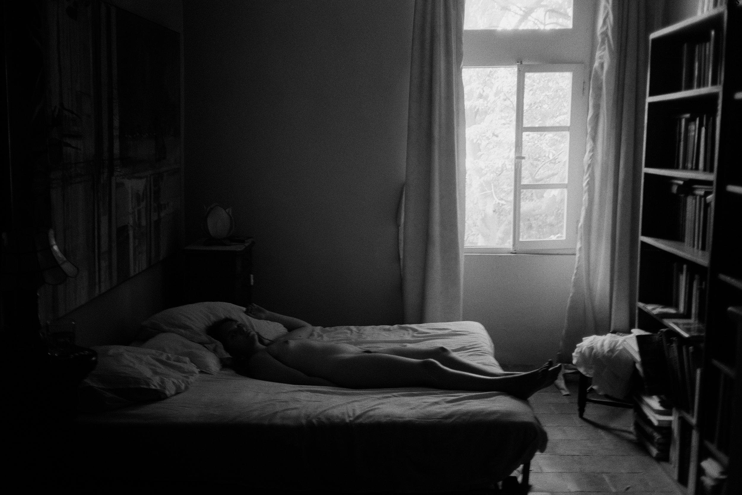 Resting girl - 2013