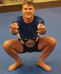 Craig McIntosh - u80kg Champion