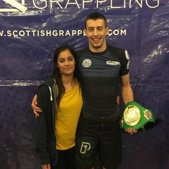 Jordan Cooper - u70kg Champion