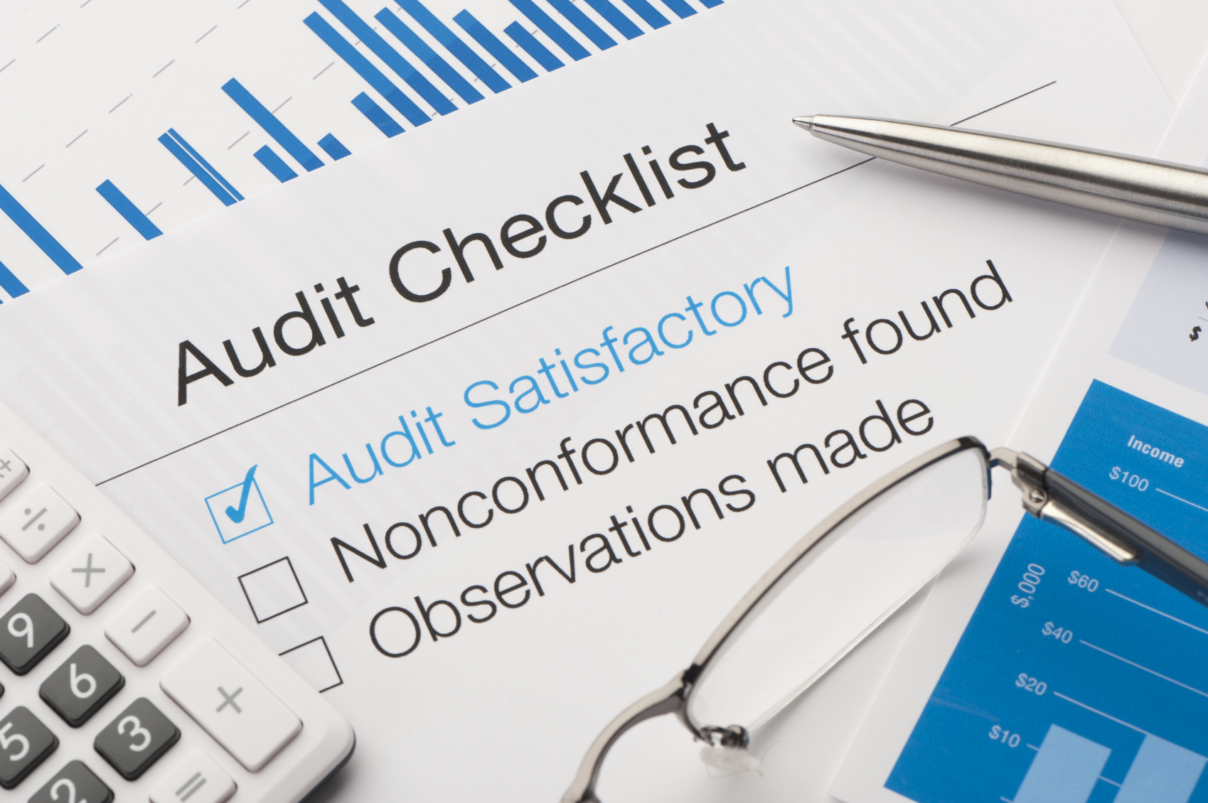 Country Audit Checklists