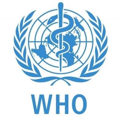 The logo of the World Health Organization.  Courtesy: GatorMUN