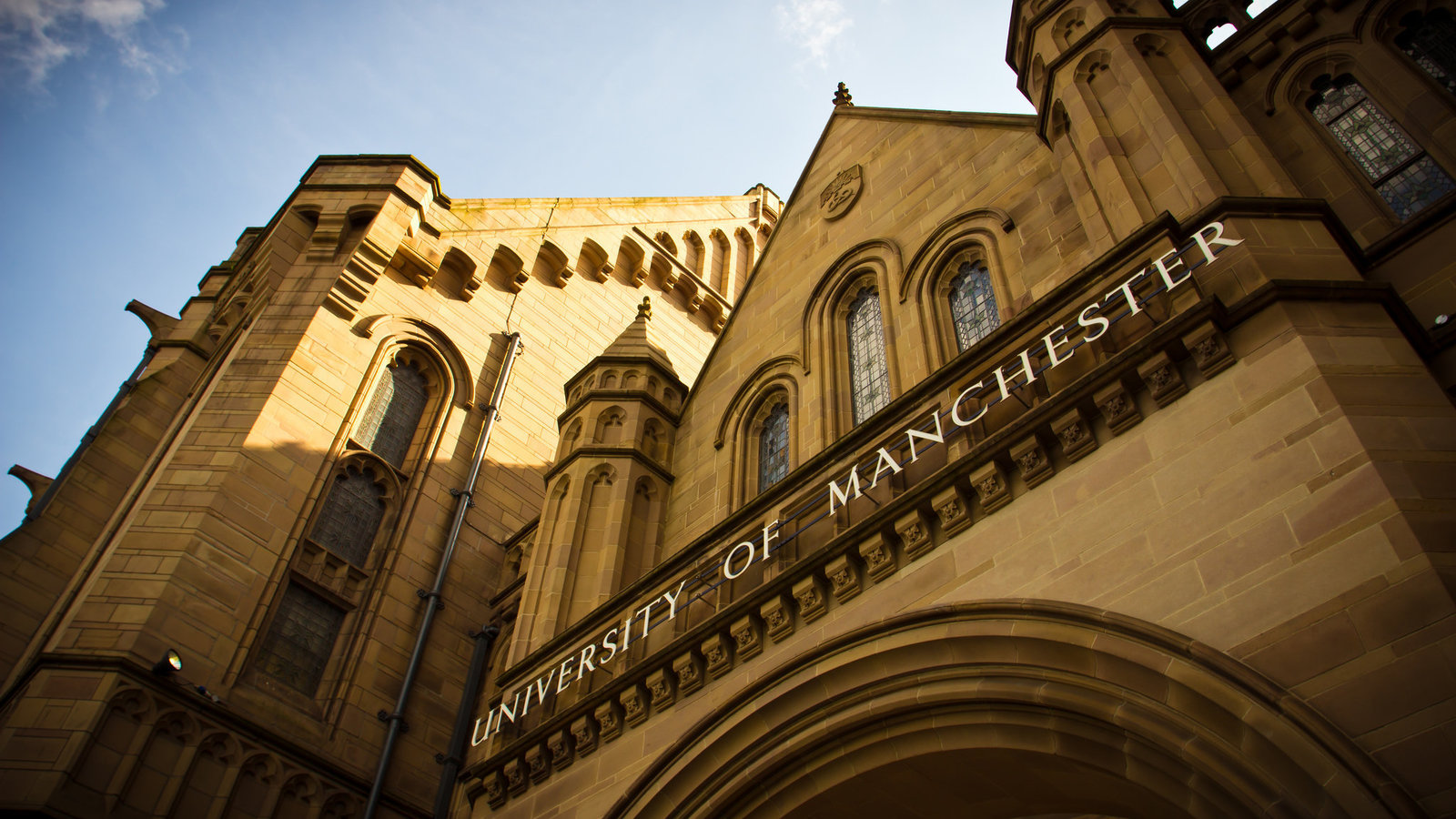 The university of manchester.    Courtesy: Change.org