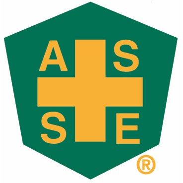 The logo of the American Society of Safety Engineers. Courtesy: asse.org