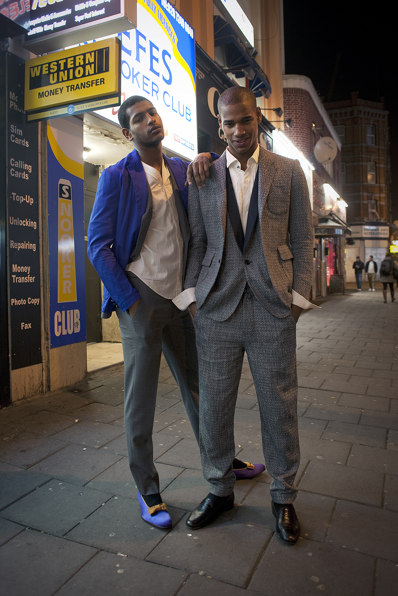 For GQ Style, Dalston 2012.