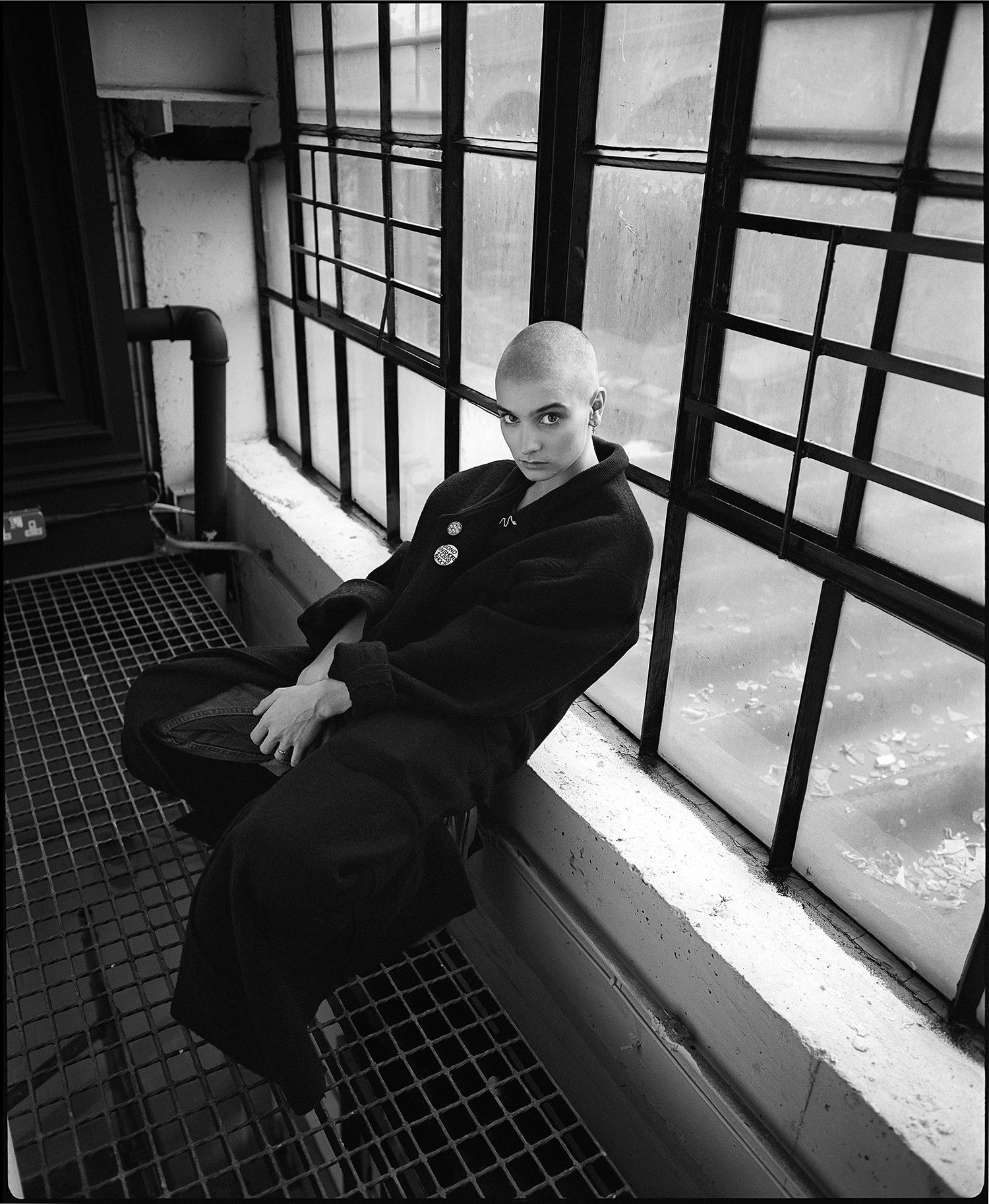 Sinead O'Connor, Wandsworth 1988.