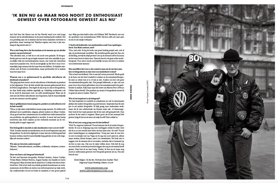 L'Officiel Hommes NL - Issue 14 - 2017