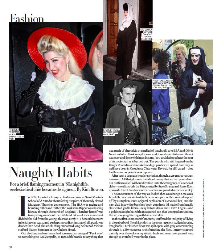 Vogue US - May 2018