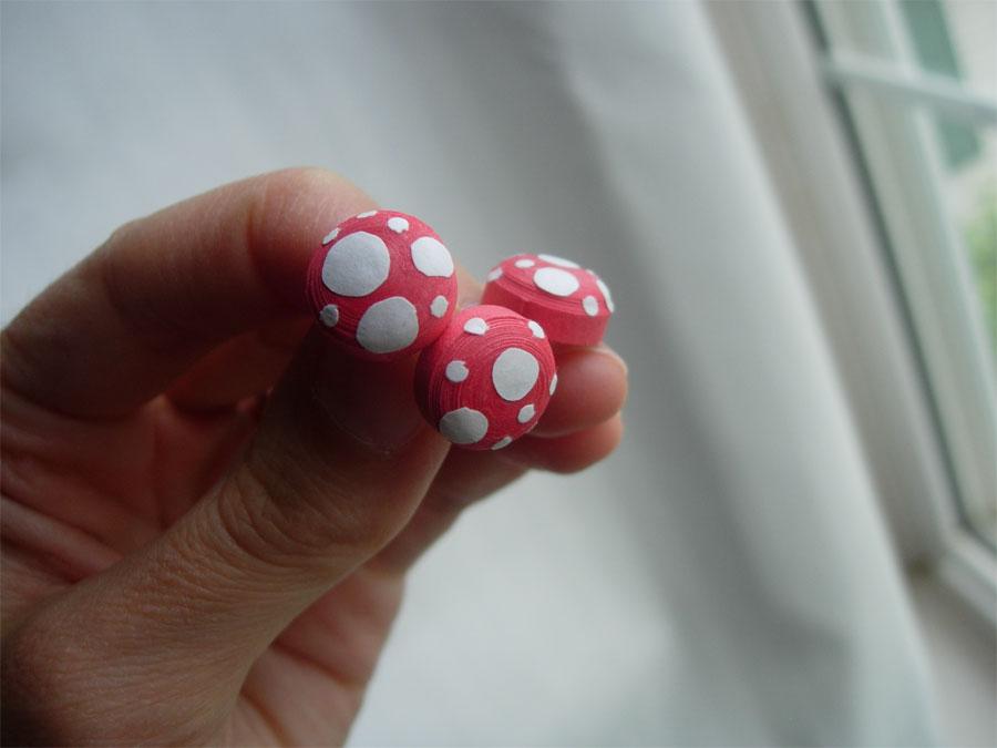 loving these mushroom push pins